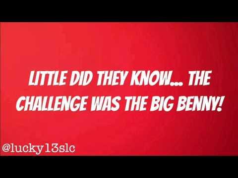 Bodybuilidng.com BIG BENNY CHALLENGE!