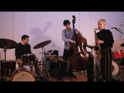 Helena Kay's KIM Trio performing at Iklectik Arts in London, UK