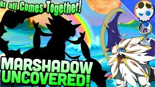 Marshadow  - (Pokémon) - Pokemon Sun & Moon: What Will Marshadow be?
