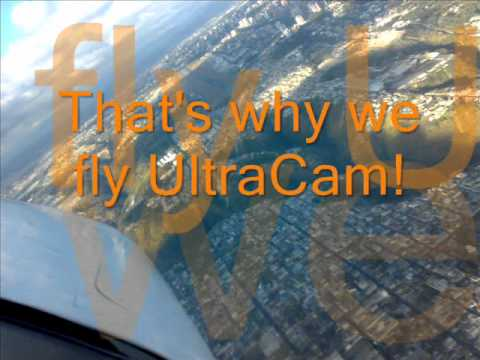 GeoAir:That's Why We Fly UltraCam