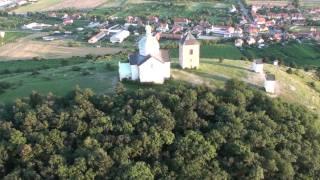 preview picture of video 'Mikulov z paraglidingu'