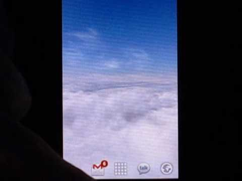 Video of Blue Skies Free Live Wallpaper