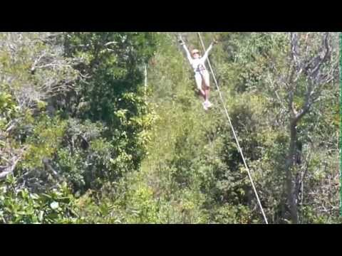 Tulum Zip Line and Repelling