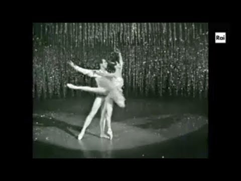 Once upon a time there was... a Nutcracker - Carla Fracci, Fleming Flindt pdd 1967