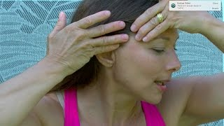 Self Lymphatic Drainage Massage For Swelling