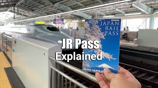 Japan Rail Pass Explained (JR Pass) - What You Need To Know