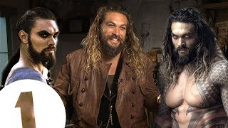 Download Youtube: Jason Momoa On How Drogo Became Aquaman