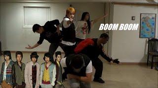 [Dance] Boom Boom by Arashi | Self-Choreographed