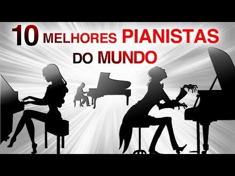 Download TOP 10 melhores pianistas no mundo hoje - Franz Ventura Mp4 HD Video and MP3
