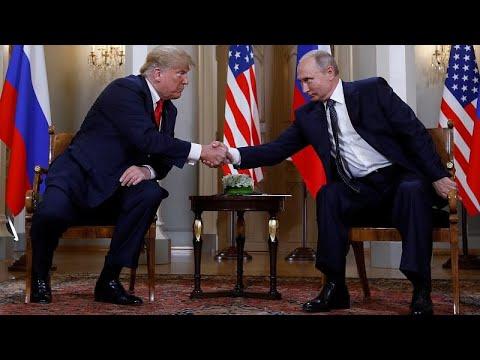 Ελπίδες Τραμπ για μια «εξαιρετική σχέση» με τον Βλαντίμιρ Πούτιν…