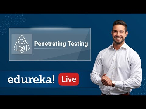 Cybersecurity Live | Penetration Testing Tutorial for Beginners ...