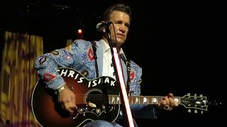 "Chris Isaak - ""Only the Lonely"" - Genesee Theater, Waukegan, IL - 10/20/17"