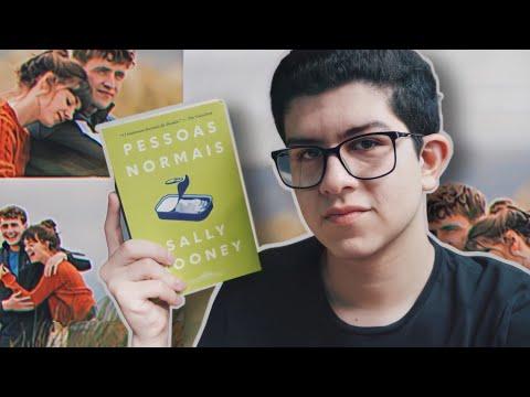 Deem uma chance pra PESSOAS NORMAIS (livro e série)