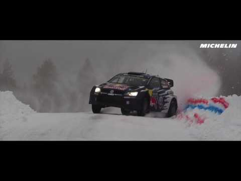Rally Sweden Preview by Andreas Mikkelsen - 2017 WRC Rallye Sweden Michelin Motorsport