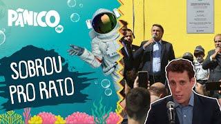 Bolsonaro está em fase de negação quanto à privatização do Ceagesp? Samy Dana comenta