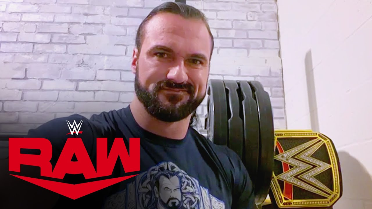 Drew McIntyre Reacts To News Of Fans Returning At WrestleMania