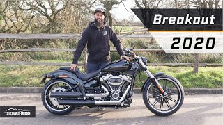 Walkthrough Talkthrough | 2020 Harley-Davidson Breakout