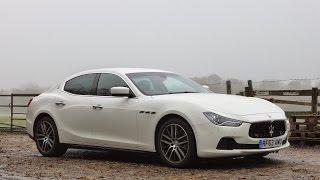 Maserati Ghibli Diesel Review