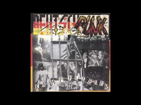 Deutschpunk Kampflieder 2 - Compilation (Full Album)