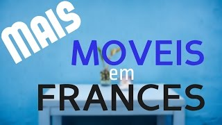 Vocabulário: Móveis em francês - parte 2