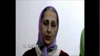 Смотреть онлайн Женщина говорит о телепортации в масло