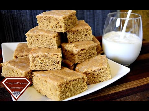 L.A. Schools Peanut Butter Bread Recipe |A Back-To-School Throwback |Cooking With Carolyn