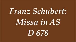 Salzburger Domkonzert 2017 - Schubert: Missa in As