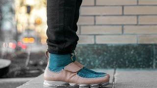 MOST EXPENSIVE VAPORMAX EVER (MARC NEWSON VAPORMAX ON FEET REVIEW)