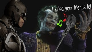 THE MOST EVIL SONG IN GAMING - Entertaining...Yet Disturbingly Evil...