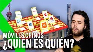 Entendiendo marcas y fabricantes de móviles chinos ¿Quién es quién?: BBK Electronics, Xiaomi y más