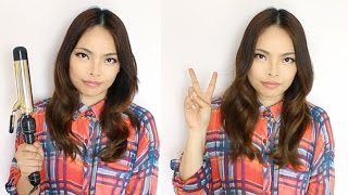 Easy Bouncy Everyday Curls In Under 5 Minutes