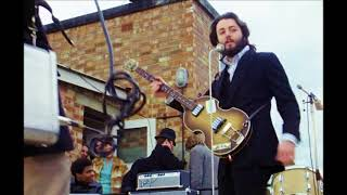 """Beatles sound making """" One After 909 """"  Bass guitar"""