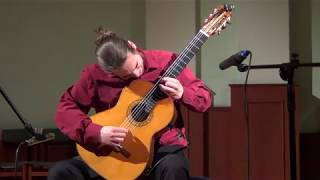 Leo Brouwer Sonata No.1 Complete, Played By Gábor Hart