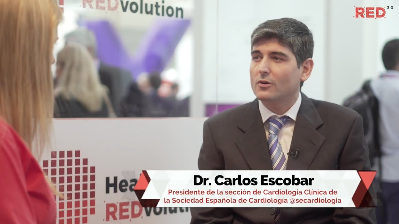 HealthRedvolution: Dr. Carlos Escobar
