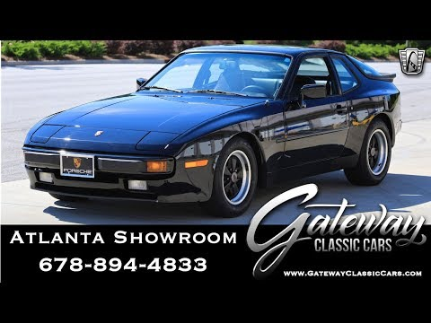 1984 Porsche 944 (CC-1340619) for sale in O'Fallon, Illinois