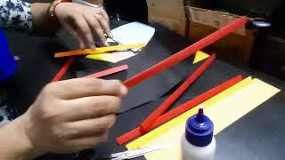 Iris Folding Craft