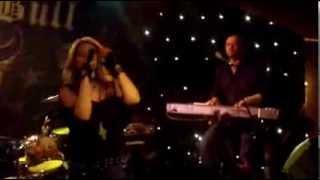 Video Black Bull - Rape Me Back (piano Czech version, live)