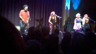 Ani Difranco Every State Line. Babeville 4.22.12