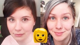 NEW GAMING VIDEO We try out FaceApp and transform into girls Say