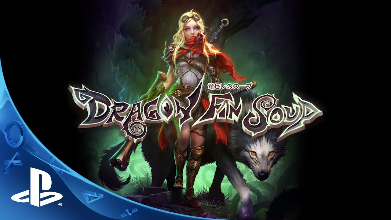 Dragon Fin Soup Hits PS4, PS3 & PS Vita Tuesday, Free for PS Plus