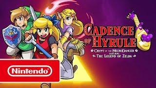 Cadence of Hyrule - Bande-annonce de présentation (Nintendo Switch)