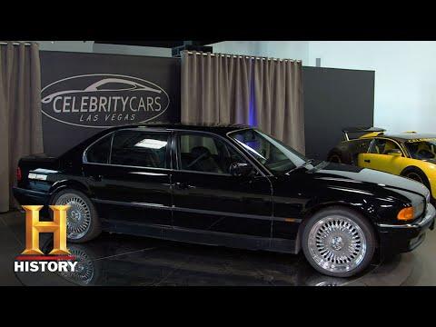 1996 Used BMW 7 Series Tupac Shakur at Celebrity Cars Las