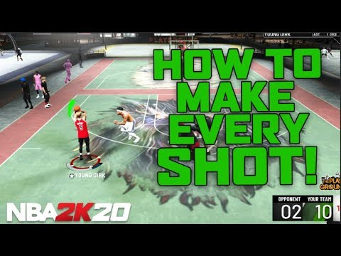 NBA 2K20: How to Make Every Shot! How to Shoot! Shot Meter Tutorial!