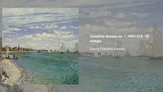 Concerto Grosso no. 1, HWV 319