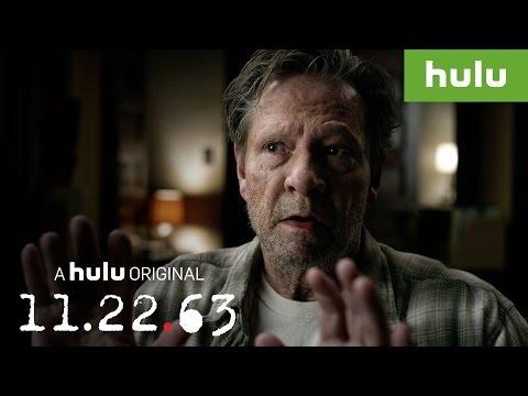 Video trailer för 11.22.63 on Hulu Teaser Trailer (Official)