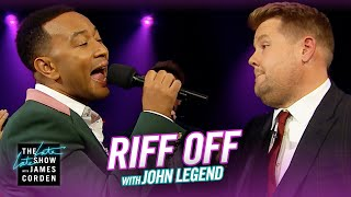 Songs of the Summer Riff-Off w/ John Legend & The Filharmonic