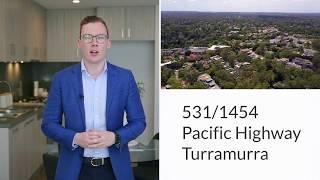 531/1454 Pacific Highway Turramurra