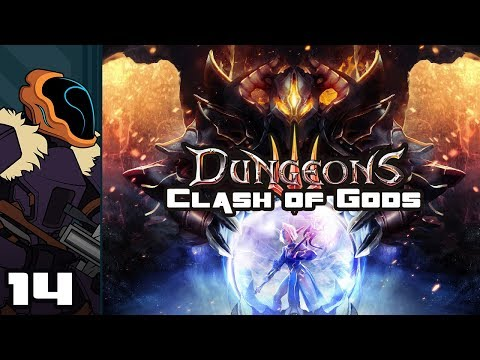 Let's Play Dungeons 3: Clash of Gods DLC - PC Gameplay Part 14 - Shamble (видео)