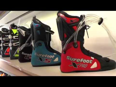 Custom Liner for Ski Boots – Surefoot