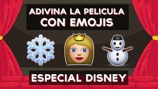 Puedes adivinar estas películas de disney? Adivina las peliculas con emojis en este divertido test especial solo Disney! ↠↠ ¡No te olvides de suscribirte para no ...